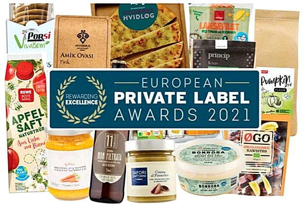 Au fost anunțați finaliștii European Private Label Awards 2021. Iată lista